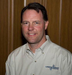 Lincolnway Powder Coating Owner, Brad Shafer